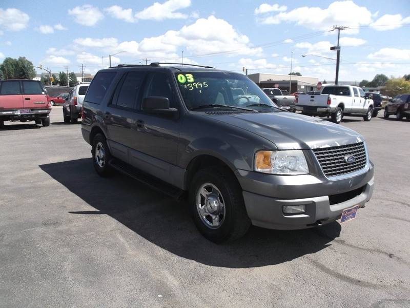2003 Ford Expedition for sale at Quality Auto City Inc. in Laramie WY