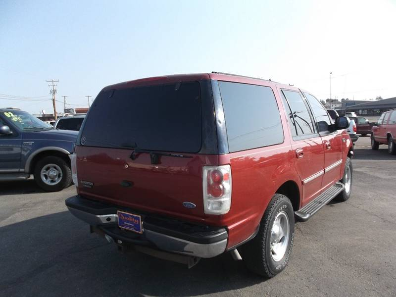 1997 Ford Expedition for sale at Quality Auto City Inc. in Laramie WY