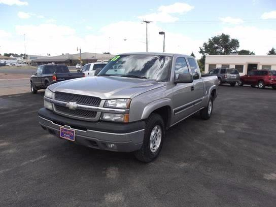2003 Chevrolet Silverado 1500 for sale at Quality Auto City Inc. in Laramie WY