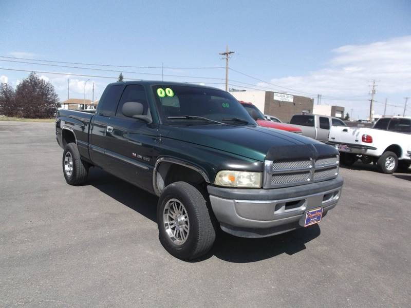 2001 Dodge Ram Pickup 1500 for sale at Quality Auto City Inc. in Laramie WY