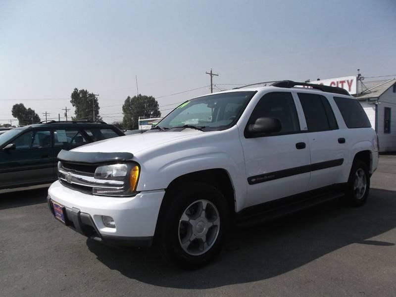 2004 Chevrolet TrailBlazer EXT for sale at Quality Auto City Inc. in Laramie WY