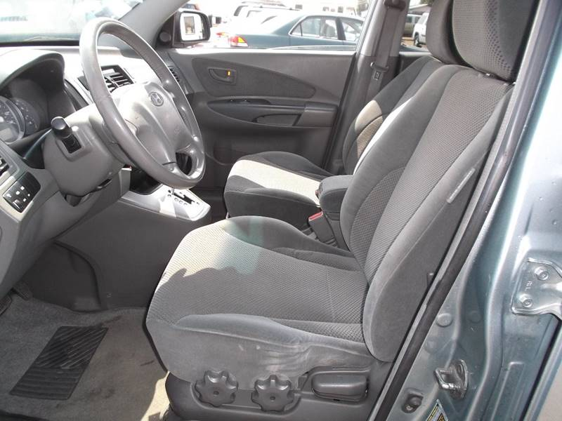 2007 Hyundai Tucson for sale at Quality Auto City Inc. in Laramie WY