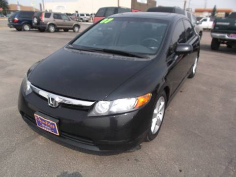 2007 Honda Civic for sale at Quality Auto City Inc. in Laramie WY