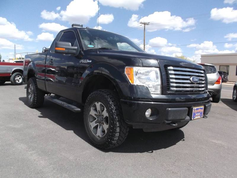 2012 Ford F-150 for sale at Quality Auto City Inc. in Laramie WY
