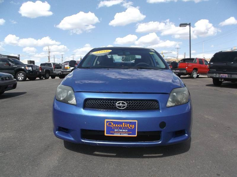 2006 Scion tC for sale at Quality Auto City Inc. in Laramie WY