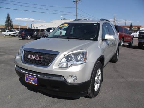 2008 GMC Acadia for sale at Quality Auto City Inc. in Laramie WY