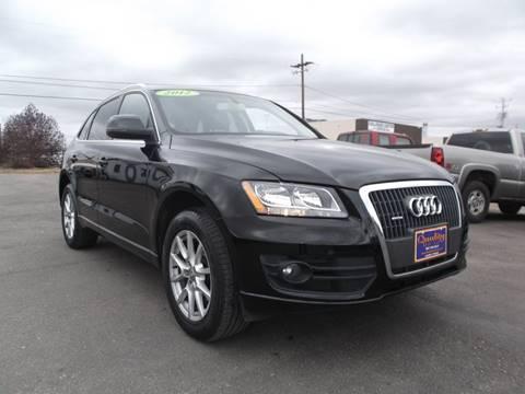 2012 Audi Q5 for sale in Laramie, WY