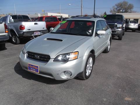 2005 Subaru Outback for sale in Laramie, WY