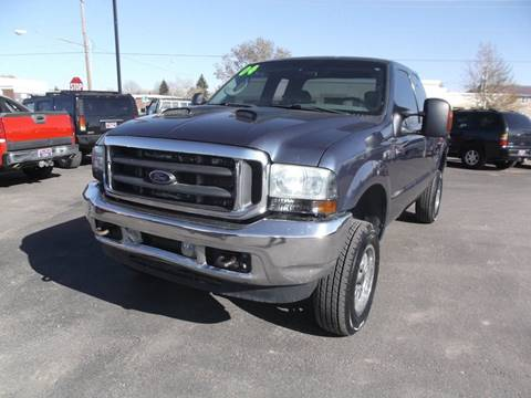 2004 Ford F-250 Super Duty for sale in Laramie, WY