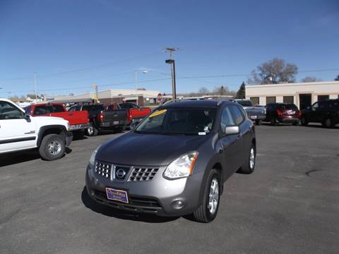 2008 Nissan Rogue for sale in Laramie, WY