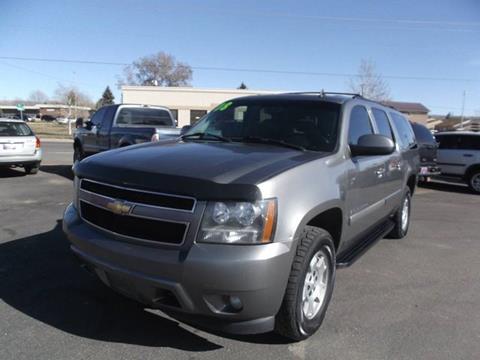 2008 Chevrolet Suburban for sale in Laramie, WY