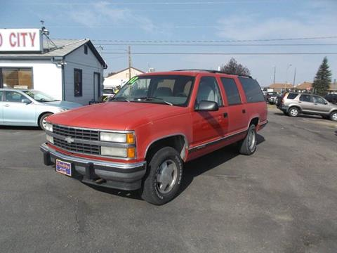 1992 Chevrolet Suburban for sale in Laramie, WY