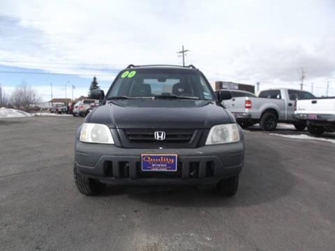 2000 Honda CR-V for sale in Laramie, WY