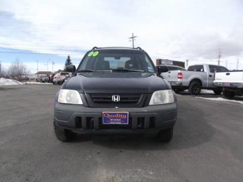 2000 Honda CR-V for sale at Quality Auto City Inc. in Laramie WY