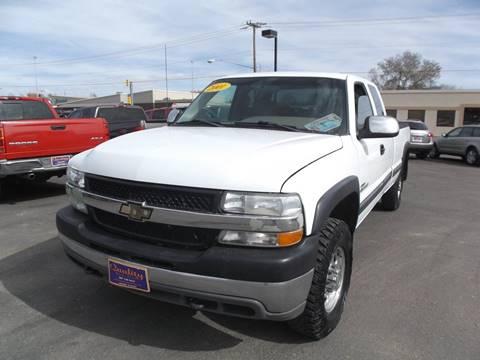 2001 Chevrolet Silverado 2500HD for sale at Quality Auto City Inc. in Laramie WY