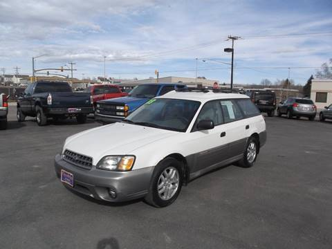 2003 Subaru Outback for sale in Laramie, WY