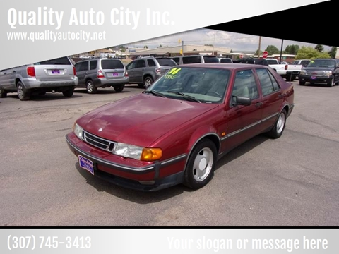 1996 Saab 9000 for sale in Laramie, WY