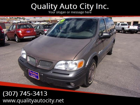 2000 Pontiac Montana for sale in Laramie, WY