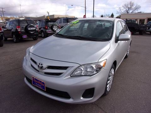 2012 Toyota Corolla for sale in Laramie, WY