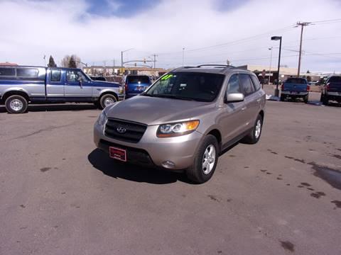 2007 Hyundai Santa Fe for sale in Laramie, WY