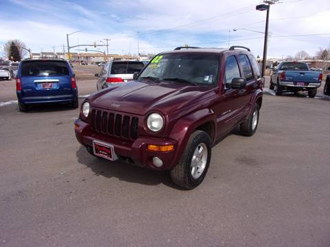 2002 Jeep Liberty for sale in Laramie, WY