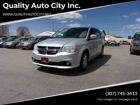 2012 Dodge Grand Caravan for sale in Laramie, WY