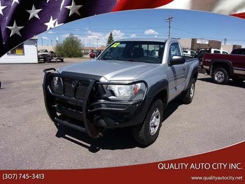 Toyota Of Laramie >> 2012 Toyota Tacoma For Sale In Laramie Wy