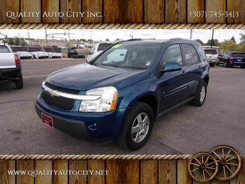 2006 Chevrolet Equinox for sale at Quality Auto City Inc. in Laramie WY