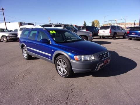 2006 Volvo XC70 for sale at Quality Auto City Inc. in Laramie WY