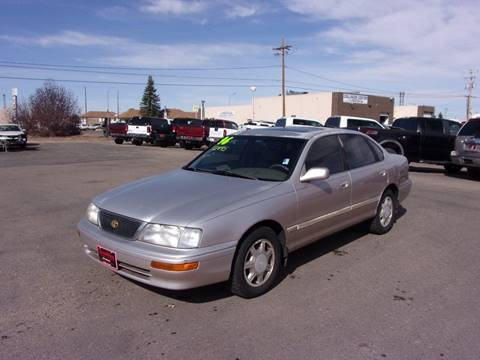 1996 Toyota Avalon for sale at Quality Auto City Inc. in Laramie WY