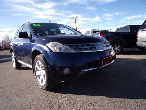 2006 Nissan Murano for sale at Quality Auto City Inc. in Laramie WY