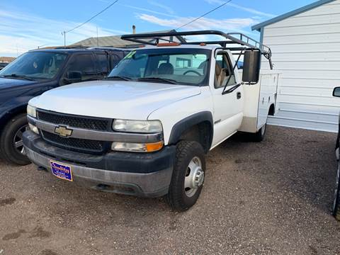 2002 Chevrolet Silverado 3500 for sale in Laramie, WY
