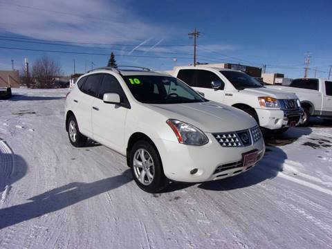 2010 Nissan Rogue for sale at Quality Auto City Inc. in Laramie WY