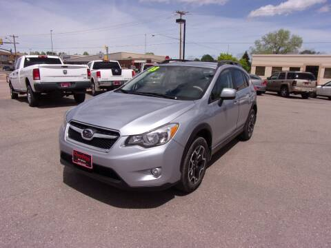 2013 Subaru XV Crosstrek for sale at Quality Auto City Inc. in Laramie WY