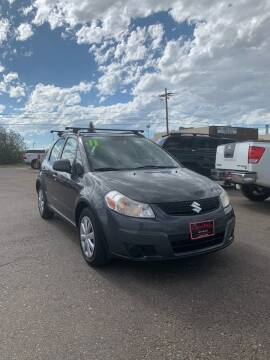 2011 Suzuki SX4 Crossover for sale at Quality Auto City Inc. in Laramie WY