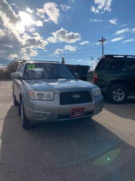 2007 Subaru Forester for sale at Quality Auto City Inc. in Laramie WY