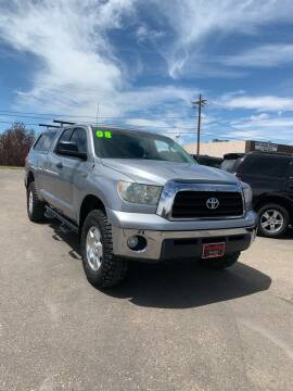 2008 Toyota Tundra for sale at Quality Auto City Inc. in Laramie WY