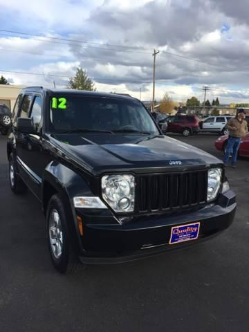 2012 Jeep Liberty for sale in Laramie, WY