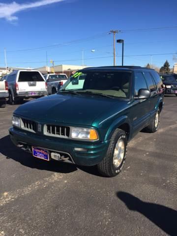 1997 Oldsmobile Bravada for sale in Laramie, WY