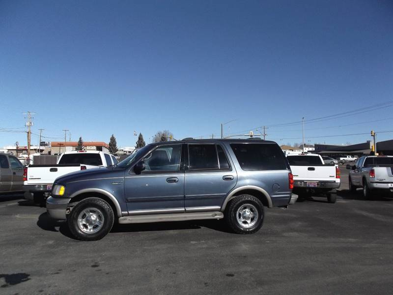 2002 Ford Expedition for sale at Quality Auto City Inc. in Laramie WY