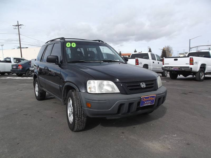 2000 Honda CR-V for sale at Quality Auto City Inc. in Laramie WY