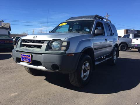 2003 Nissan Xterra for sale at Quality Auto City Inc. in Laramie WY