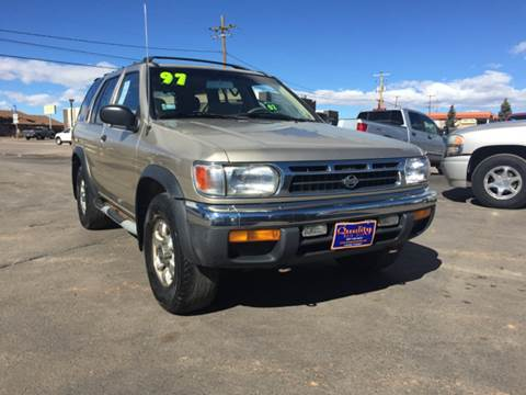 1997 Nissan Pathfinder for sale at Quality Auto City Inc. in Laramie WY