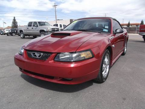 2004 Ford Mustang for sale in Laramie, WY