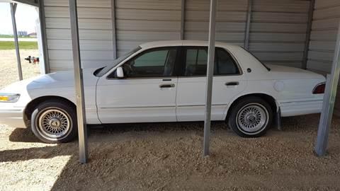 1996 Mercury Grand Marquis for sale at Allen Auto & Tire in Britt IA