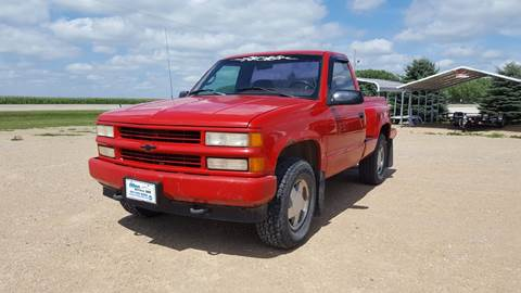1995 Chevrolet C/K 1500 Series for sale in Britt IA