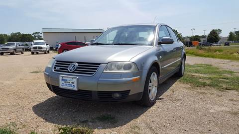 2003 Volkswagen Passat for sale in Britt IA