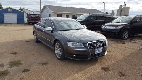 Audi S For Sale Carsforsalecom - 2007 audi s8