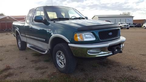 1997 Ford F-150 for sale at Allen Auto & Tire in Britt IA