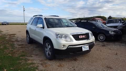 2009 GMC Acadia for sale at Allen Auto & Tire in Britt IA